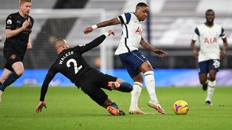 Spurs 2-0 City: Tonton aksi pertandingan