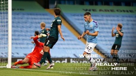 Gallery: Five-star City beat Burnley