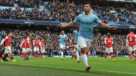 City 6-3 Arsenal: 2013/14