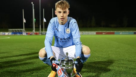 Cole Palmer shortlisted for PL2 award