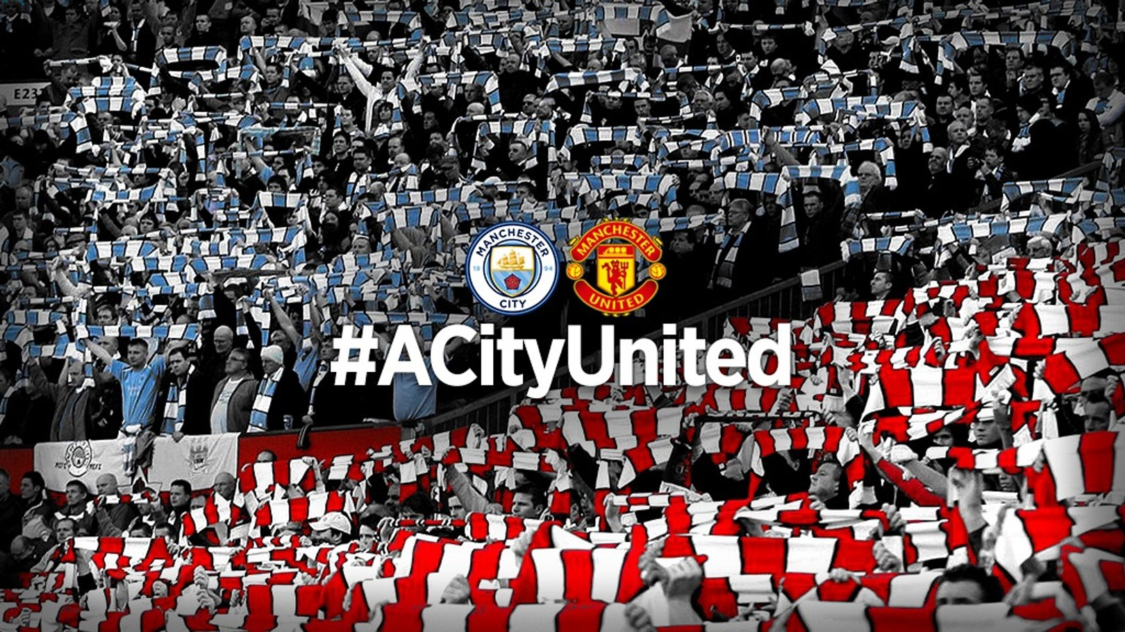 #ACityUnited - Manchester clubs come together to donate £100,000 to local food banks
