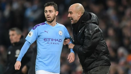 Bernardo on his debt to Guardiola and coping in lockdown