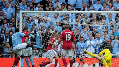 السيتي 1-0 ستوك سيتي | ملخص نهائي كأس الاتحاد الإنجليزي 2011