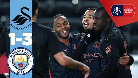 Swansea 1-3 City: Melhores Momentos