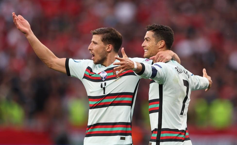 TROPHY HUNGARY : Ruben Dias and Bernardo Silva were on the winning side as Portugal defeated Hungary 3-0