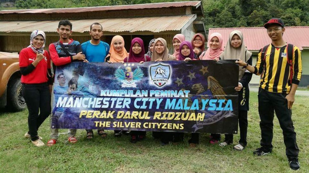 Official Supporters Club adds 12 Malaysian branches
