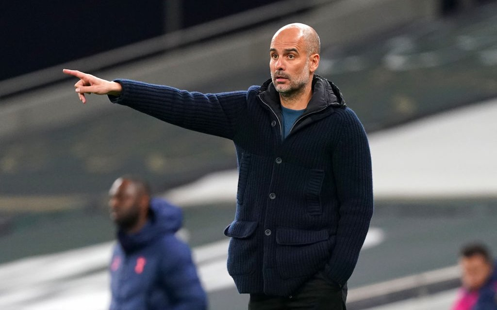 Guardiola determined to find goals solution