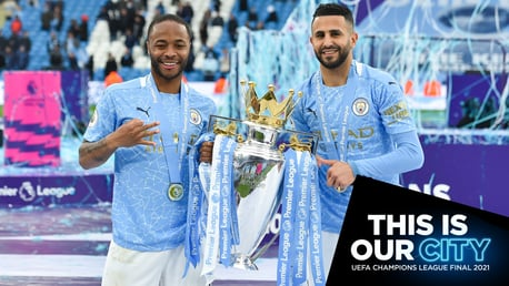 Sterling: Reaching Champions League final is realisation of my dreams