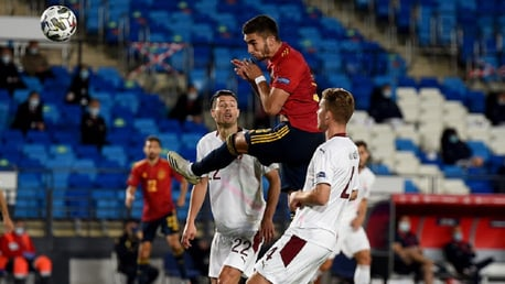 Torres impresses in Spain win