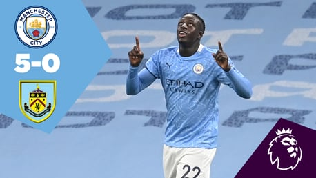 Full-match replay: City 5-0 Burnley