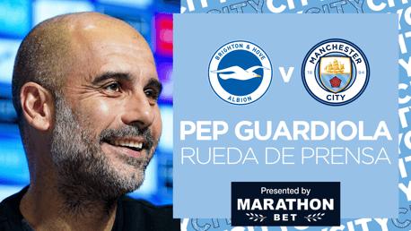 Guardiola actualiza el estado del equipo