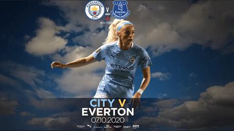 City v Everton: Free digital matchday programme