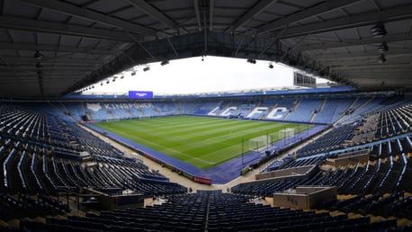 SOLD OUT: Tickets for our game at Leicester have sold out