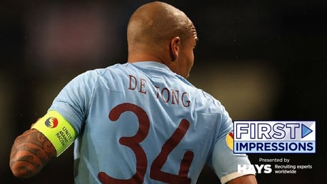 Nigel de Jong: The Enforcer