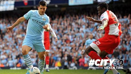#City30 | 하나 팀으로 만든 최고의 골은?