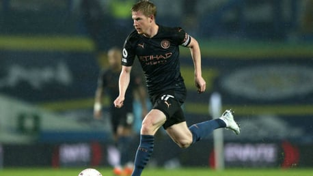 De Bruyne and Houghton head City nominees at NW Football Awards