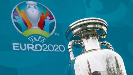 كيف تأهل نجوم السيتي لثمن نهائي يورو 2020