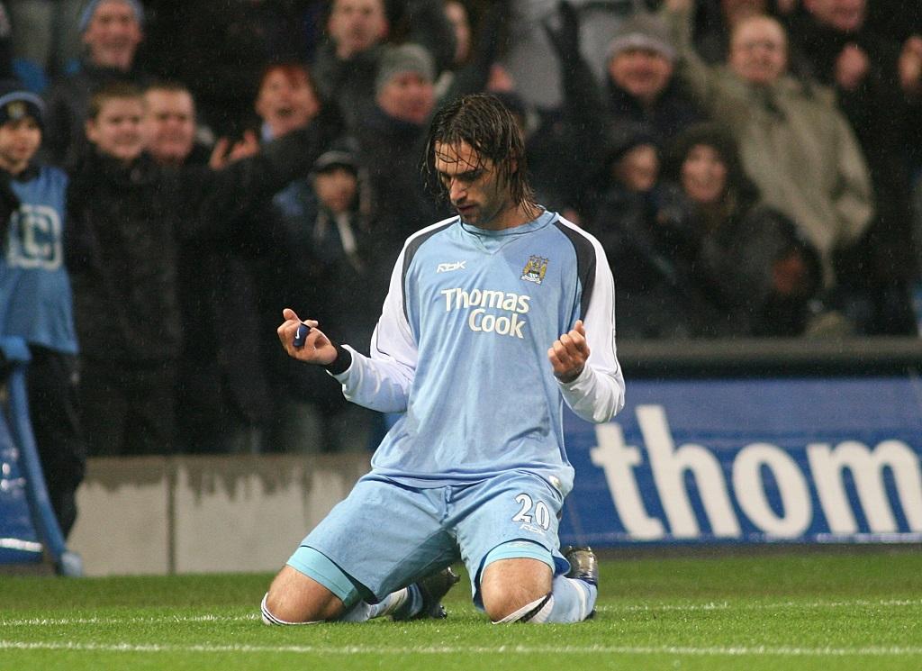 Samaras made 67 starts for City, scoring 11 goals.