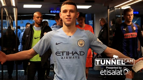 TUNNEL CAM: Go behind-the-scenes at City's FA Cup triumph over Rotherham...