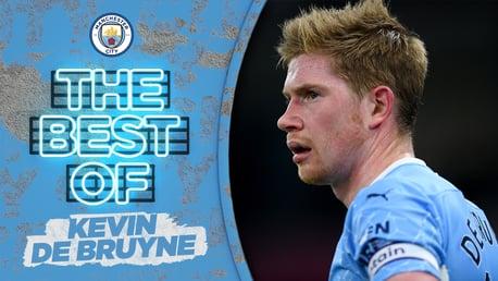 O melhor de Kevin De Bruyne