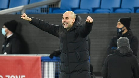 Guardiola: Super subs changed the rhythm