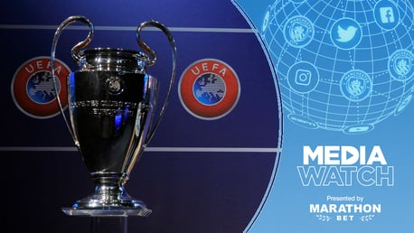 CHAMPIONS LEAGUE: City kick off our 2019/20 European campaign this week