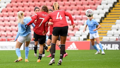 Honours even as City frustrated in WSL derby