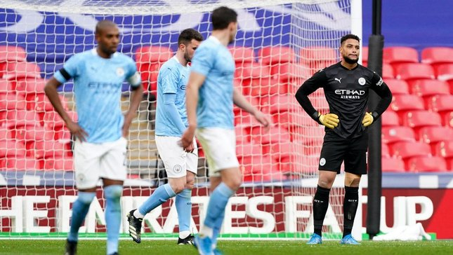 SETBACK: Hakim Ziyech puts Chelsea ahead