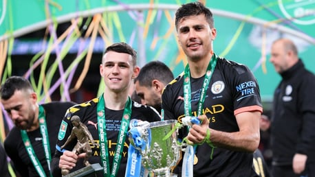 """Les supporters de City assisteront à la finale de la Carabao Cup en tant qu'événement """"test"""" officiel"""