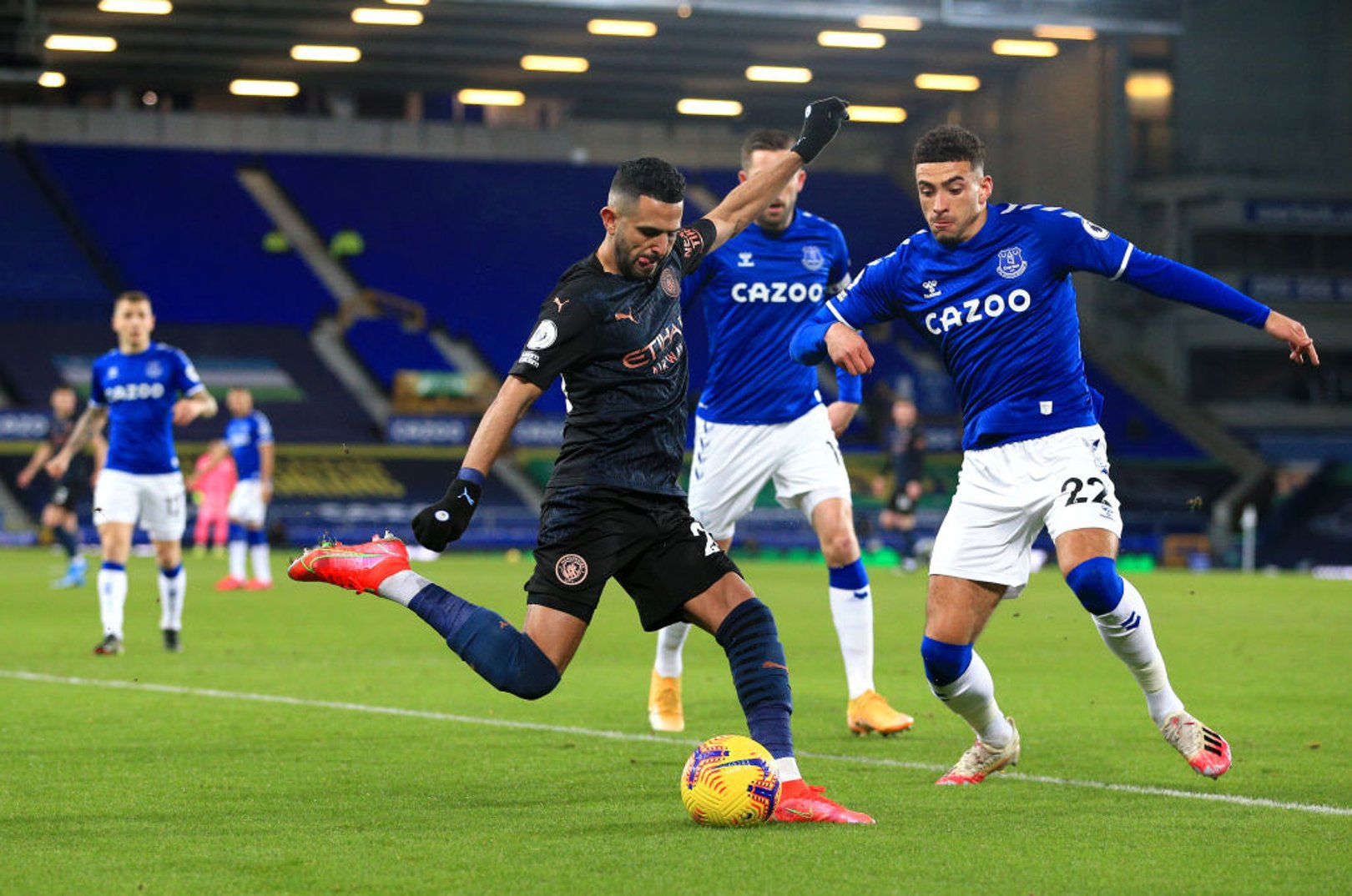 Andy Morrison: One v one Mahrez is the best at City