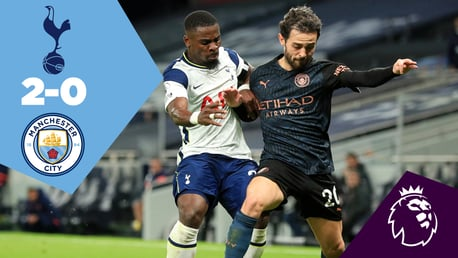 Full-Match Replay: Spurs 2-0 City