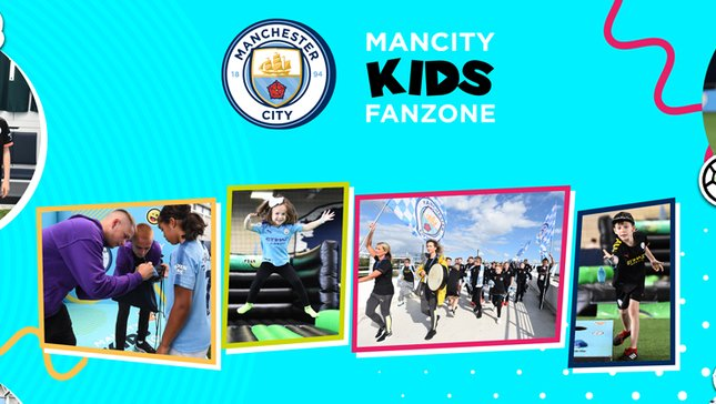 Man City Kids Fanzone