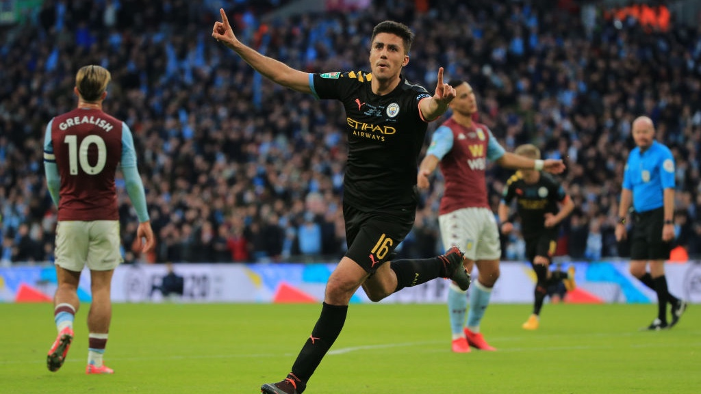 City secure hat-trick of Carabao Cup wins
