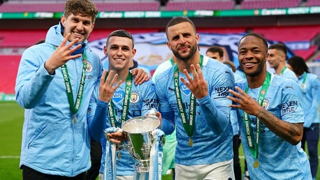 Four City stars named in England's provisional 33-man squad for Euro 2020