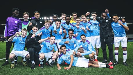 City U18 Juara Piala Liga Primer