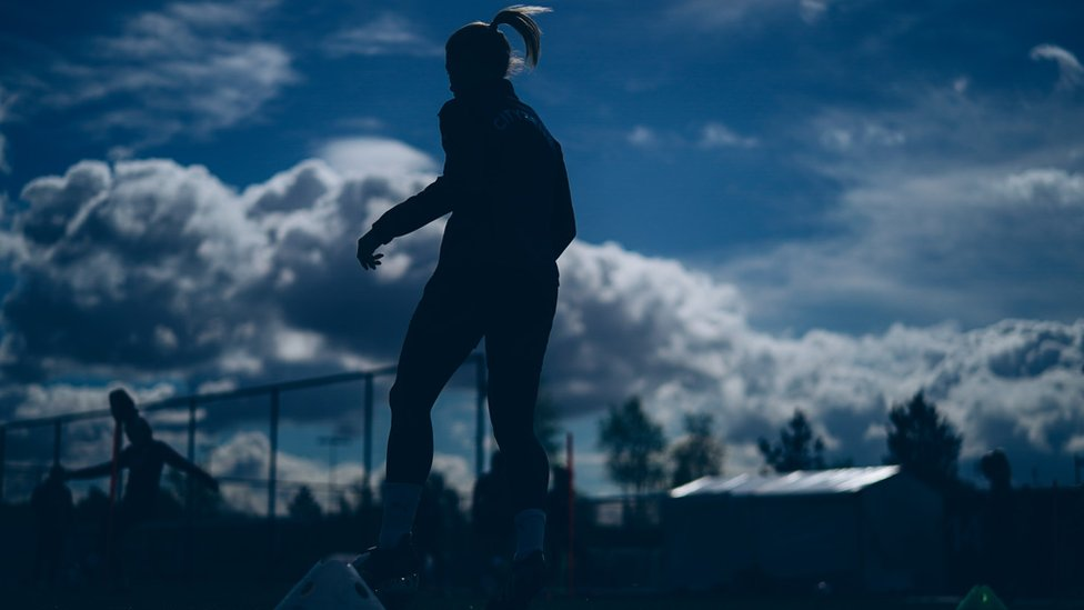 CITY SILHOUETTE: Could a WSL title be on the horizon?