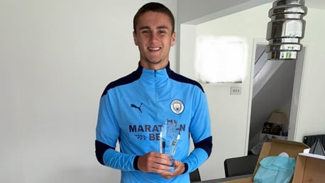 Quartet recognised at Academy Player of the Year awards