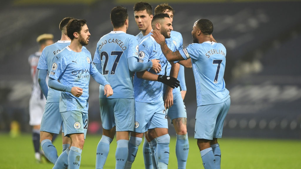 West Brom 0-5 City: Brief highlights - Manchester City FC