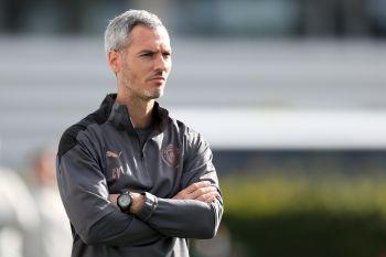 City's new Under-18s coach: The economics graduate who turned down Adrian Heath
