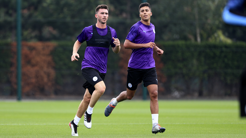 Guardiola: 'Rodri is going to be important for us'