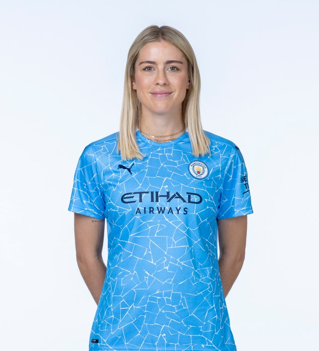 NEW BLUE : Sporting the famous sky blue and white
