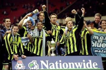 Wembley '99: Fighting 'til the end