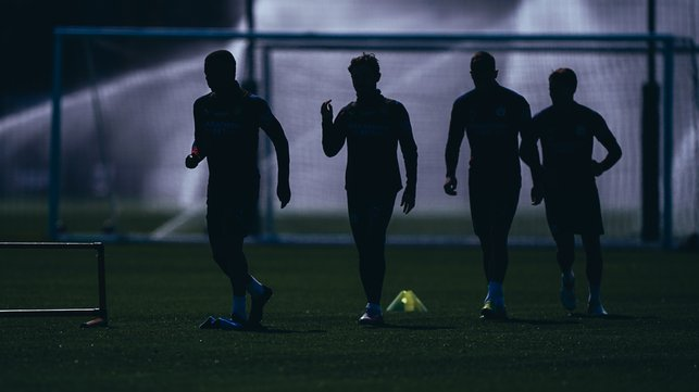 IN THE SHADOWS: Up for the cup!