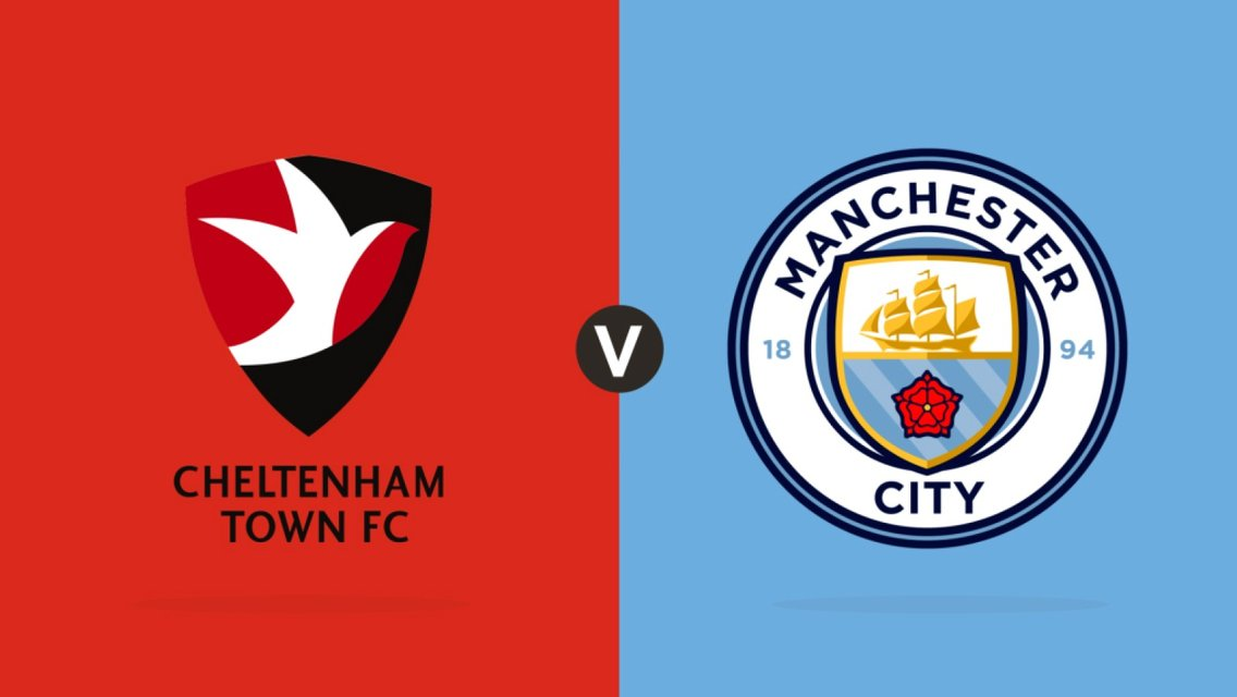 Cheltenham v Man City: LIVE Match Updates