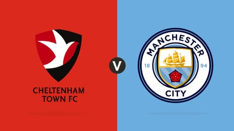 Cheltenham 1-3 Man City: Reaction and match stats