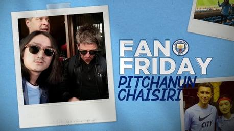 Fan Friday: พิชชานันท์ ชัยศิริ ร็อคเกอร์หนุ่มหัวใจสีฟ้า