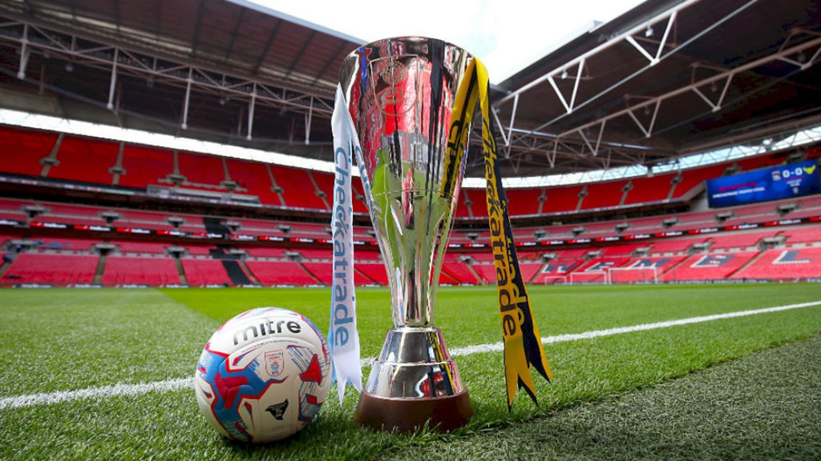 EFL Trophy: When is the first round draw?