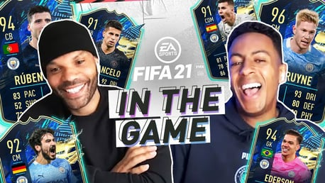 EA Sports In The Game: Lescott salutes latest Carabao Cup triumph