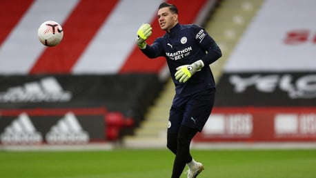 Ederson: City more consistent in defence