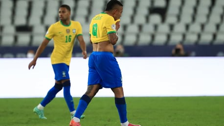 Gabriel Jesus exclu, le Brésil en demi-finale de la Copa America